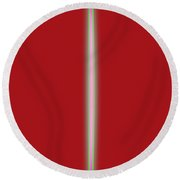 Hot For You Round Beach Towel