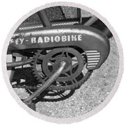 Huffy Radio Bike Round Beach Towel