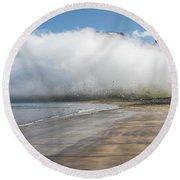 Iceland 14 Round Beach Towel