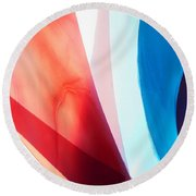 Illuminations 16 Round Beach Towel