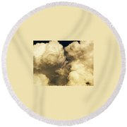 Images Round Beach Towel