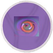 Img 0002 Round Beach Towel