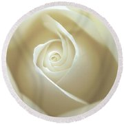 In Memory Of You Round Beach Towel