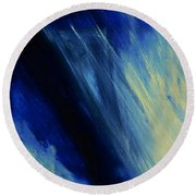 Inspirative Round Beach Towel