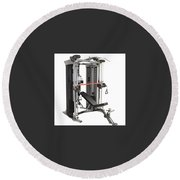 Inspire Fitness F2 Functional Trainer Round Beach Towel