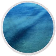 Interlude Round Beach Towel