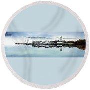 Inverary Round Beach Towel