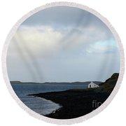 Isle Of Skye  Round Beach Towel