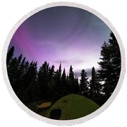 Isle Royale Pickerel Cove Nl Round Beach Towel