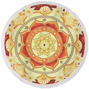 It Takes All Kinds The Universal Need To Express Round Beach Towel