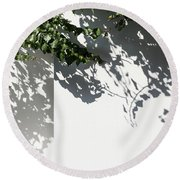 Ivy Lace -  Round Beach Towel