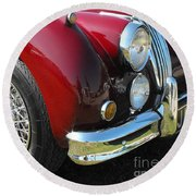 Jaguar Xk Series Round Beach Towel