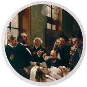 Jules Emile Pean (1830-1898) Round Beach Towel