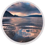 June 22 2010 Round Beach Towel