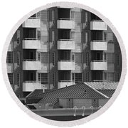 Kenstington Condo Round Beach Towel