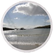 Kerry Beach Round Beach Towel