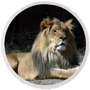 King Round Beach Towel