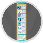 Know About The Benefits Of Using Microsoft Sharepoint 201 Round Beach Towel