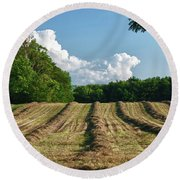 Knox Farm 11625 Round Beach Towel