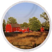 Knox Farm 5194 Round Beach Towel