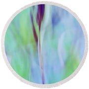 L Epi Round Beach Towel by Variance Collections