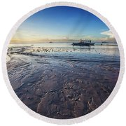 Landscape Series 15 Round Beach Towel