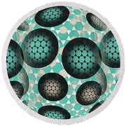 Le Chic Round Beach Towel