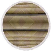 Light Pole Wrap Round Beach Towel