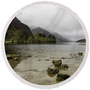Loch Shiel Round Beach Towel