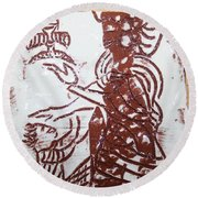 Lord Bless Me 13 - Tile Round Beach Towel