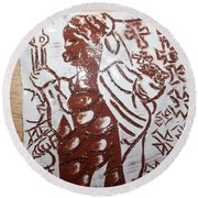 Lord Bless Me19 - Tile Round Beach Towel