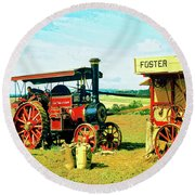 Lord Fisher Round Beach Towel