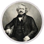 Louis Daguerre French Inventor Photograph By Wellcome Images