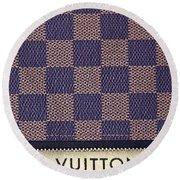 Louis Vuitton Mens Wallet Round Beach Towel