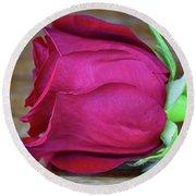 Love By Rose  Round Beach Towel