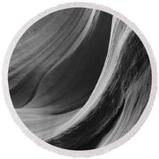 Lower Antelope Canyon 2 7920 Round Beach Towel