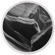 Lower Antelope Canyon 2 7963 Round Beach Towel