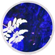 Lucid Dreaming Round Beach Towel