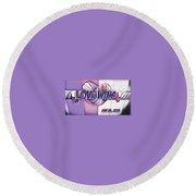 Lw Cover Round Beach Towel