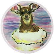 Manning 3848 Round Beach Towel