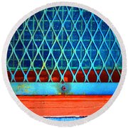 March 12 2010 Round Beach Towel