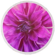 Marrianne Round Beach Towel