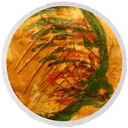 Matthew - Tile Round Beach Towel