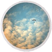 May 24 2010 Round Beach Towel