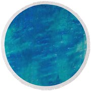 Medium Round Beach Towel