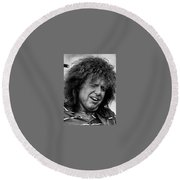 Metheny Round Beach Towel