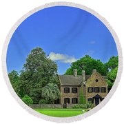 Middleton Place Plantation Round Beach Towel