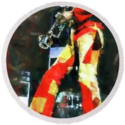 Miles Davis - 08 Round Beach Towel