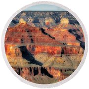 More From The Canyon Round Beach Towel