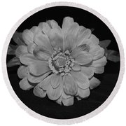 Mothers Day Flower Round Beach Towel